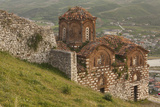 Albania  Berat  Kala Citadel  Church of the Holy Trinity