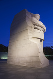 USA  Washington Dc  Martin Luther King Memorial  Dawn