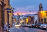 In the Centro District of San Miguel De Allende  Mexico