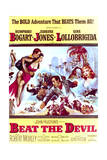 Beat the Devil - Movie Poster Reproduction