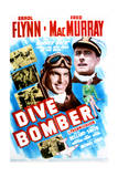 Dive Bomber - Movie Poster Reproduction