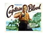 Captain Blood - Lobby Card Reproduction