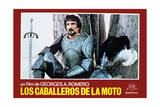 Knightriders - Movie Poster Reproduction