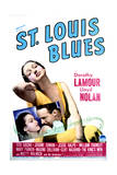 St Louis Blues - Movie Poster Reproduction