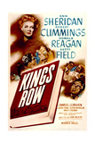 Kings Row - Movie Poster Reproduction