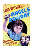 Angel's Holiday - Movie Poster Reproduction