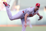 NLCS - St Louis Cardinals v San Francisco Giants - Game Five