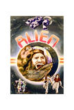 Alien - Movie Poster Reproduction