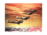 Thunderbolt - Lobby Card Reproduction