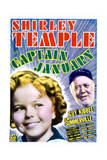 Captain January - Movie Poster Reproduction