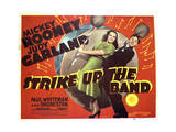 Strike Up the Band - Lobby Card Reproduction