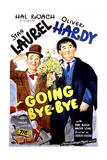Going Bye-Bye! - Movie Poster Reproduction
