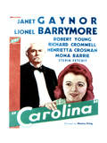 Carolina - Movie Poster Reproduction