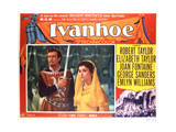 Ivanhoe - Lobby Card Reproduction