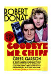 Goodbye  Mr Chips - Movie Poster Reproduction