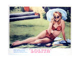 Lolita - Lobby Card Reproduction