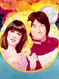 Mork & Mindy Reproduction photo
