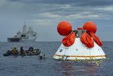 Recovery of the Orion Crew Module