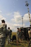 US Army Paratroopers Train Beside Ukrainian Paratroopers