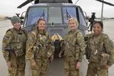 A US Army All Female Crew