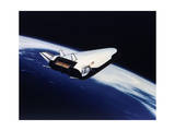 Artist's Rendering of the X-33 Reusable Launch Vehicle