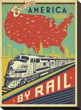 Explore America By Rail