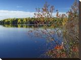 Tobique River  New Brunswick  Canada