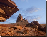 Rock formation  Monument Valley  Arizona