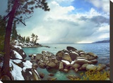 Memorial Point  Lake Tahoe  Nevada