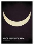 Alice au pays des merveilles Reproduction d'art par Christian Jackson