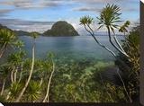 Cadlao Island near El Nido  Palawan  Philippines