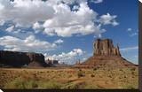 Landscape view  Monument Valley Navajo Tribal Park  Arizona