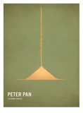 Peter Pan Reproduction d'art par Christian Jackson