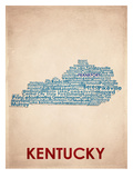 Kentucky Reproduction d'art