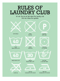 Laundry Club Green