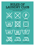 Laundry Club Teal