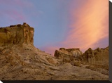 Sandstone formations in Kaiparowits Plateau  Grand Staircase  Escalante National Monument  Utah