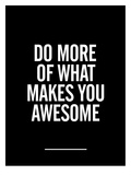 What Makes You Awesome