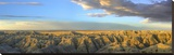 White River Overlook  Badlands National Park  South Dakota