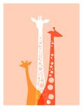 Giraffes Trio