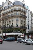 Paris France Cafe de Flore Art Print Poster