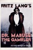 Dr Mabuse the Gambler Movie Fritz Lang Poster Print