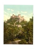 Fortress High-Salzburg (IE  Hohensalzburg)  Salzburg  Austro-Hungary