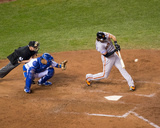 2014 World Series: Game 1 San Francisco Giants V Kansas City Royals