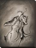 The Cellist Dark