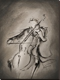 The Cellist Dark