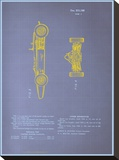Model Racing Car Blueprint