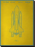 Space Shuttle Blueprint