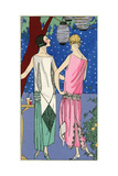 Evening Dresses by Philippe Et Gaston and Drecoll