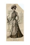 Visiting Dress 1899
